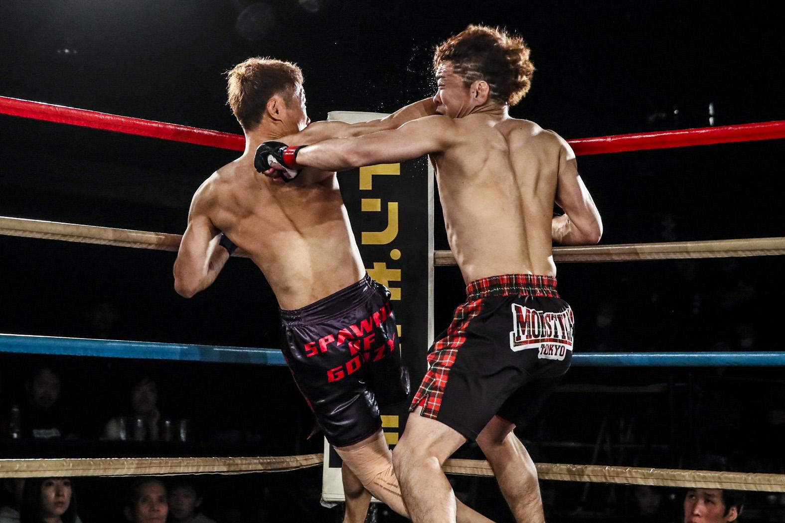 2018年修斗年間表彰アンケート 年間MVPは世界ストロー級王者・猿田洋祐 ...